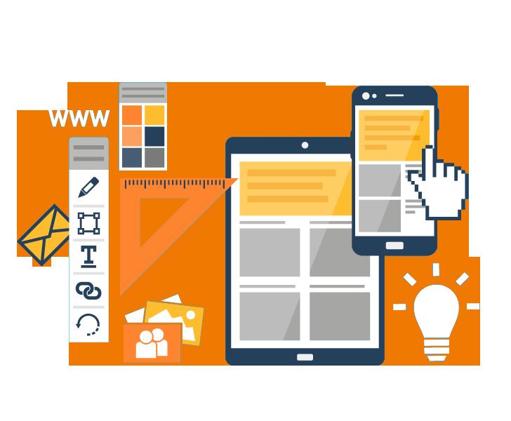 Σχεδιασμος ιστοσελιδων - Web Design